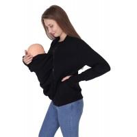LuvmaBelly 4502 Pamuklu Bebek Cepli (Cepsiz de Kullanılabilen) Sweat