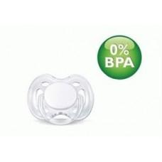 Avent 0% BPA Free Flow Yalancı Emzik 6-18 ay - Renkli TEKLİ