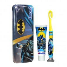 Banat Batman Ağız Bakım Seti Kalem Kutu Hediyeli