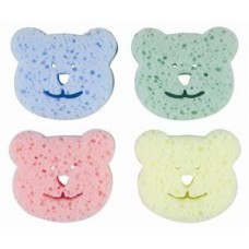 Bebedor Renkli Bebek Banyo Süngeri (4`Lü Paket)
