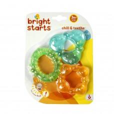 Bright Starts Üçlü Yüzük Sulu Dişlik