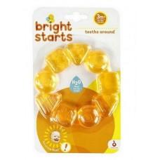 Bright Starts Yüzük Sulu Dişlik - Turuncu