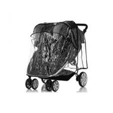 Britax B-Agile Double Bebek Arabası - Yağmurluk