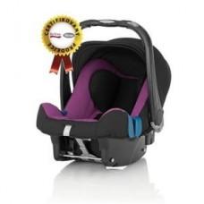 Britax-Römer Baby Safe Plus SHR II 0-13 kg Ana Kucağı Oto Koltuğu /Cool Berry