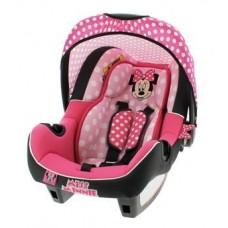 Disney 0-13 kg Ana Kucağı & Oto Koltuğu - Minnie Mouse