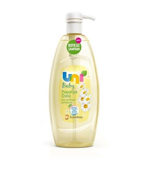 Uni Baby Papatya Özlü Saç Ve Vücut Şampuanı 700ml