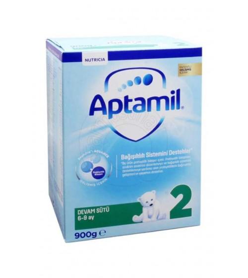 Aptamil 2 Bebek Maması 6-9 Ay 900 Gram