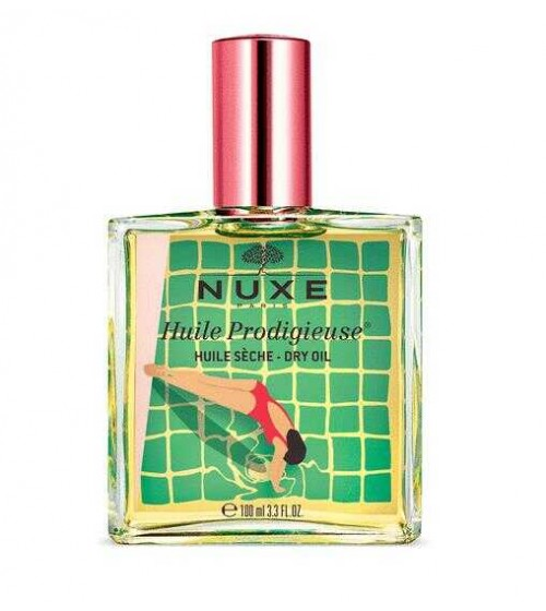 Nuxe Huile Prodigieuse Dry Oil 100 ML Red